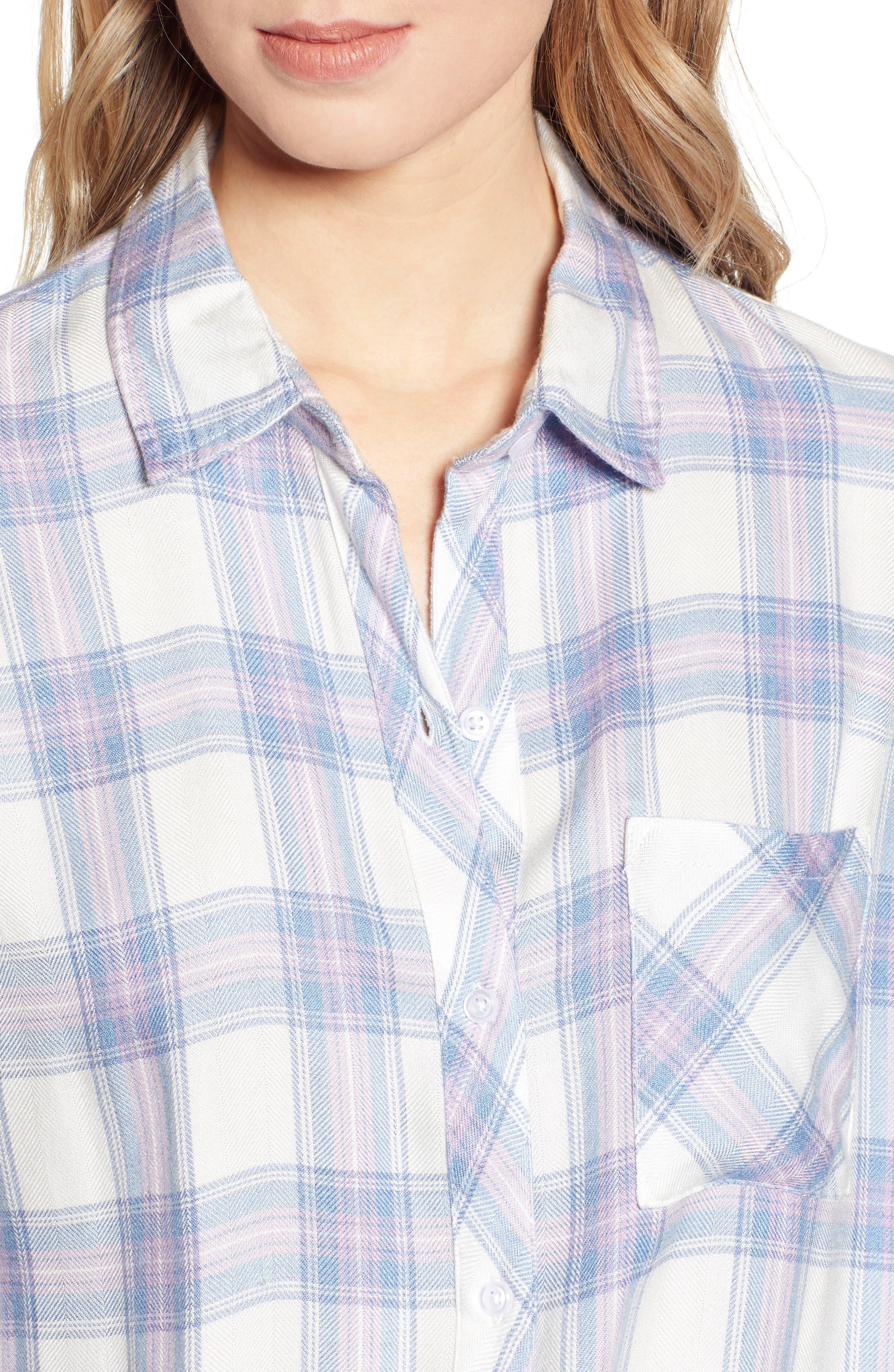 ,                             Hunter Plaid Shirt,                             Alternate thumbnail 67, color,                             113