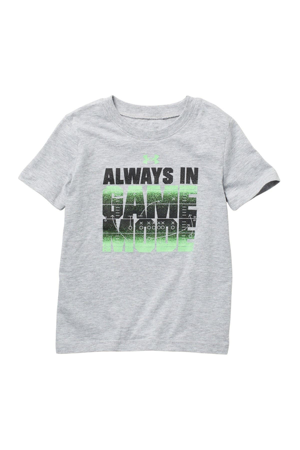 Image of Under Armour Always In Game Mode T-Shirt