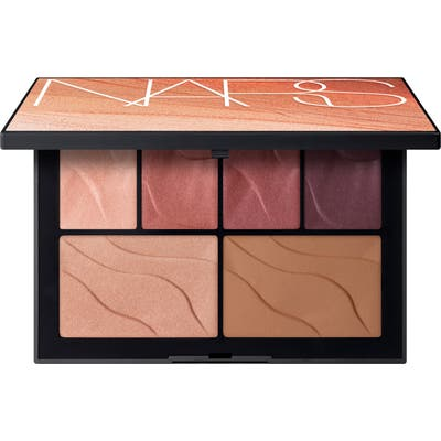 Nars Hot Nights Face Palette - No Color