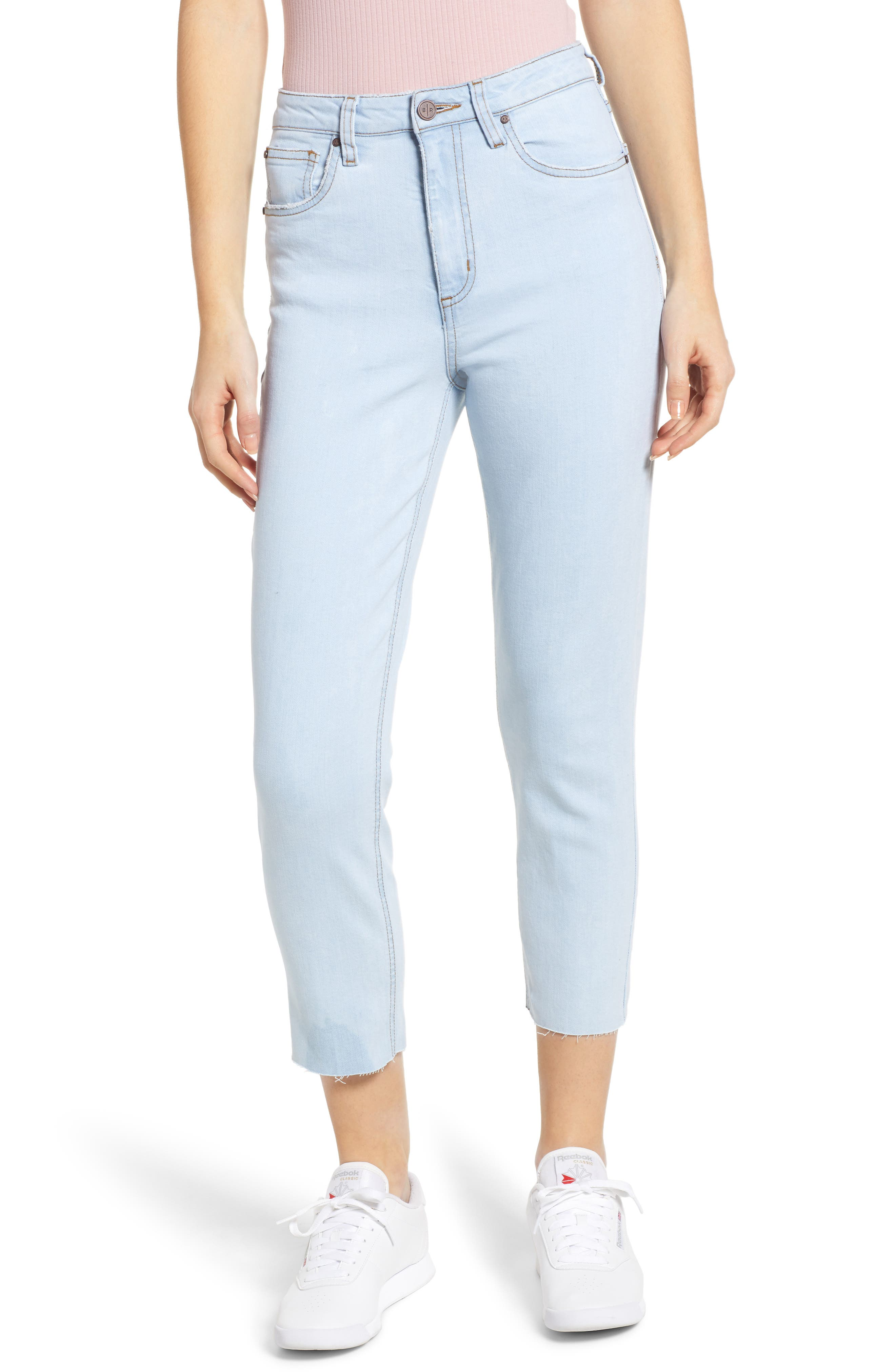 Mom Jeans, Main, color, 450