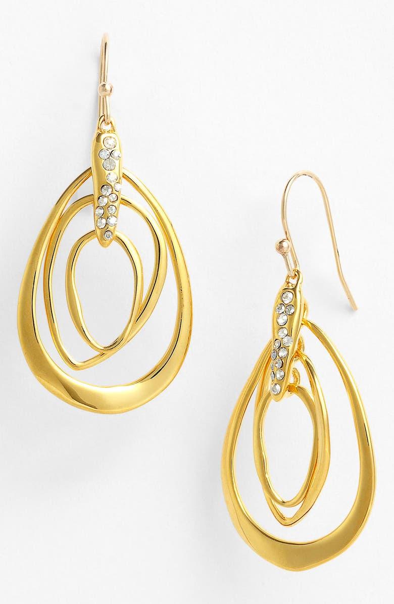 ALEXIS BITTAR 'Miss Havisham - New Wave' Orbiting Link Earrings, Main, color, 710