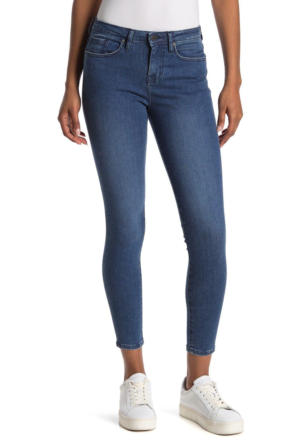Image of Outland Denim Isabel Dazed Skinny Jeans