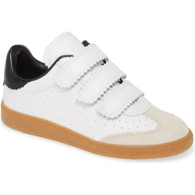 Isabel Marant Beth Low Top Sneaker, White