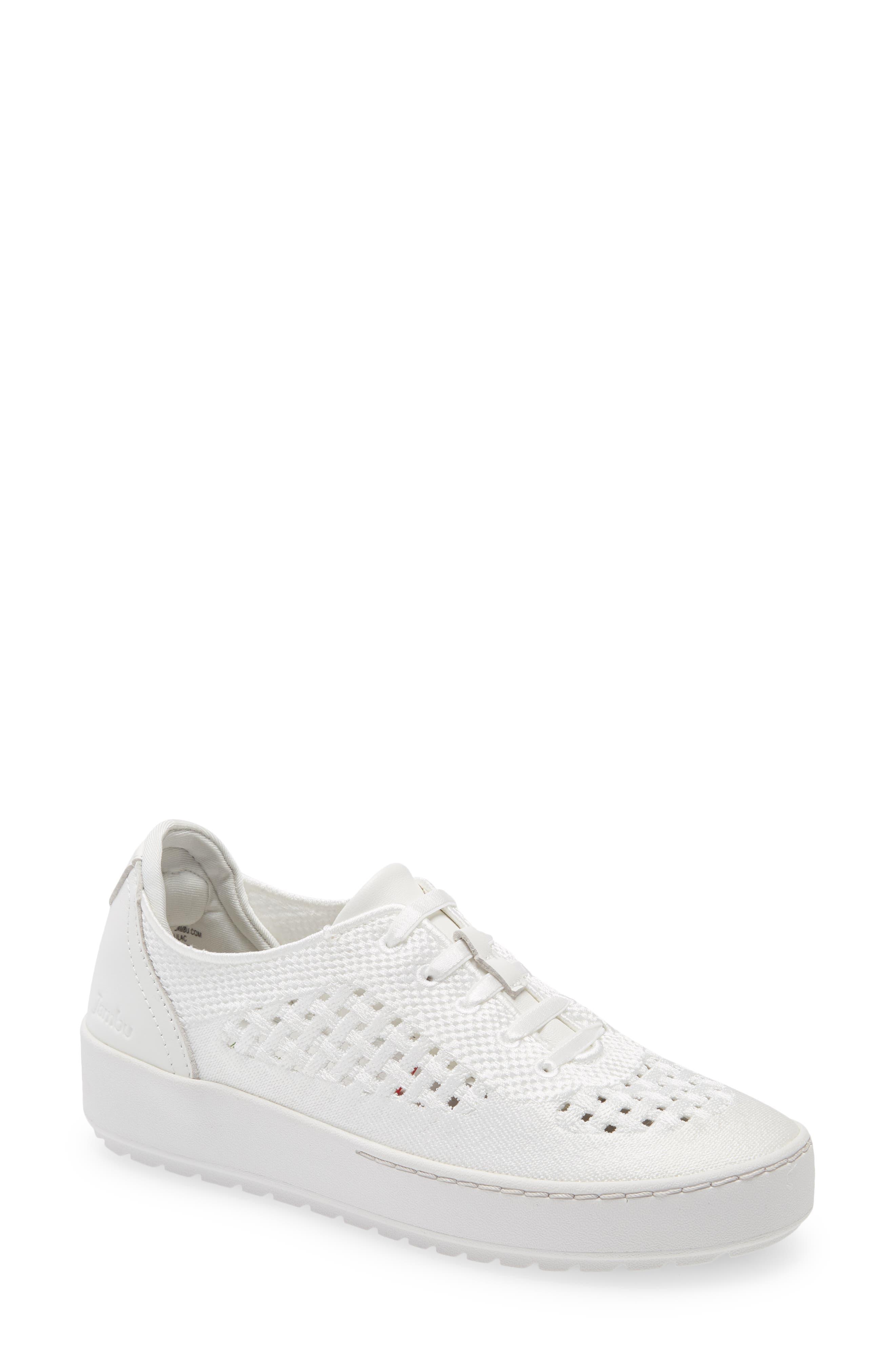 Lilac Slip-On Sneaker