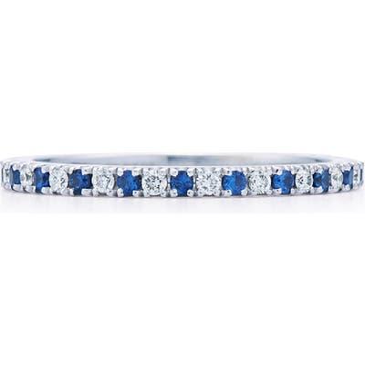 Kwiat Diamond & Sapphire Stackable Ring