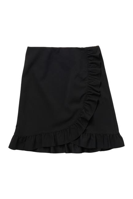 Image of Love...Ady Ruffle Front Skirt
