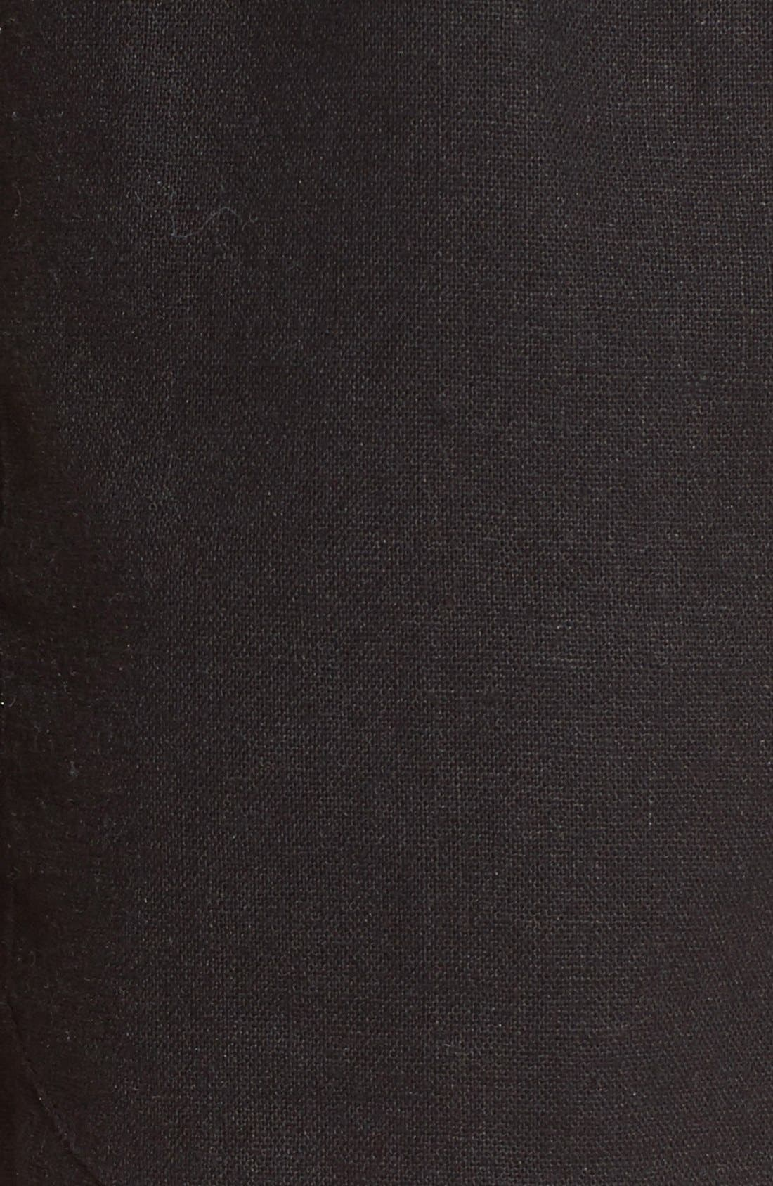,                             'Oceanside' Linen Blend Shorts,                             Alternate thumbnail 15, color,                             001