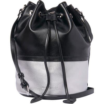 Urban Originals Love Me Vegan Leather Bucket Bag - Black