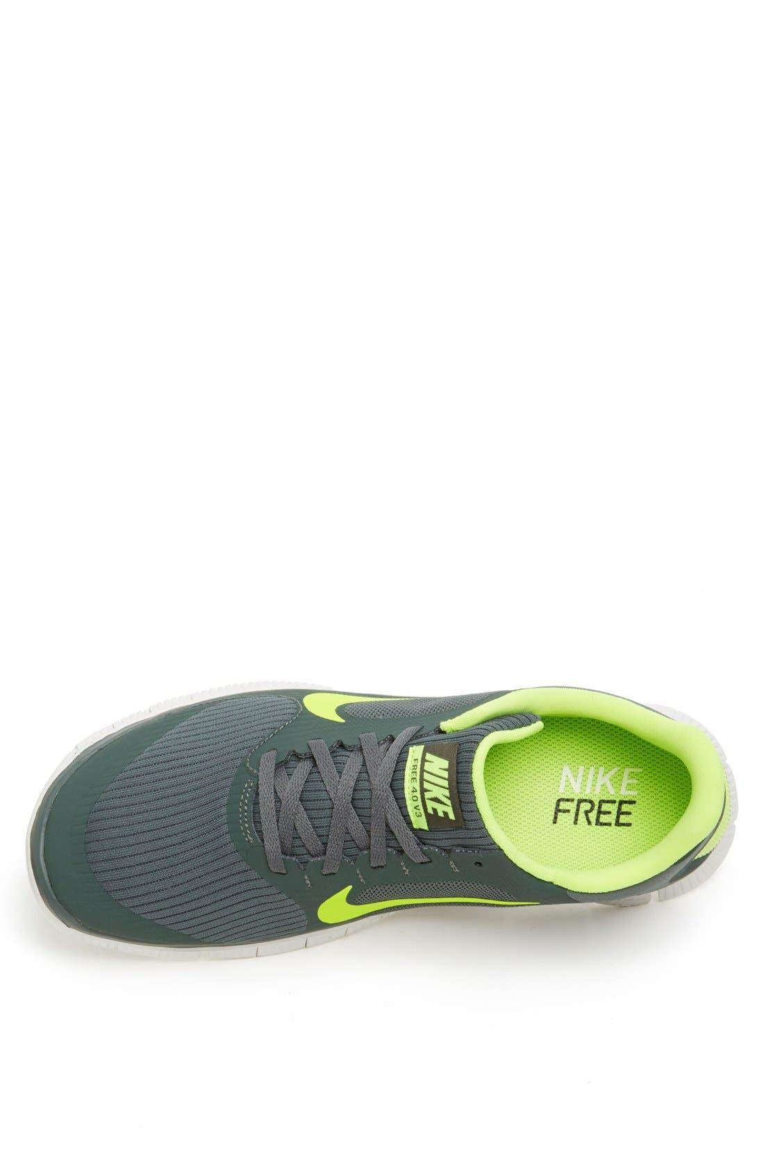 ,                             'Free 4.0 V3' Running Shoe,                             Alternate thumbnail 43, color,                             371