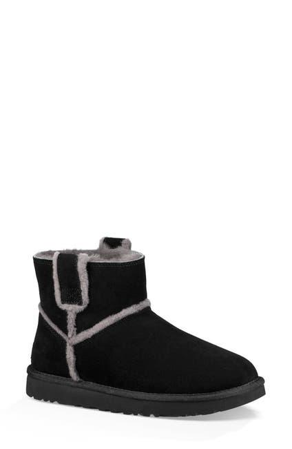 Image of UGG Mini Classic Genuine Shearling Boot