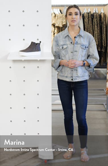 Cindy High Top Sneaker, sales video thumbnail