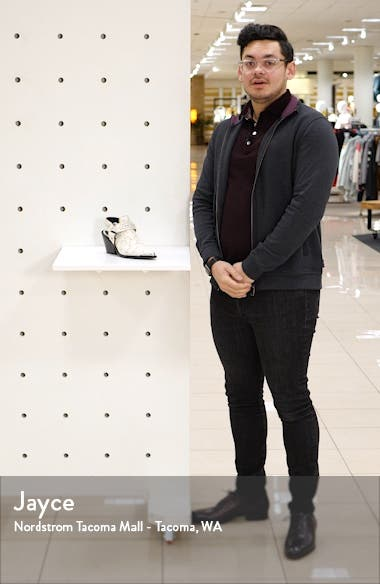N'Dricks Studded Slingback Shoe, sales video thumbnail