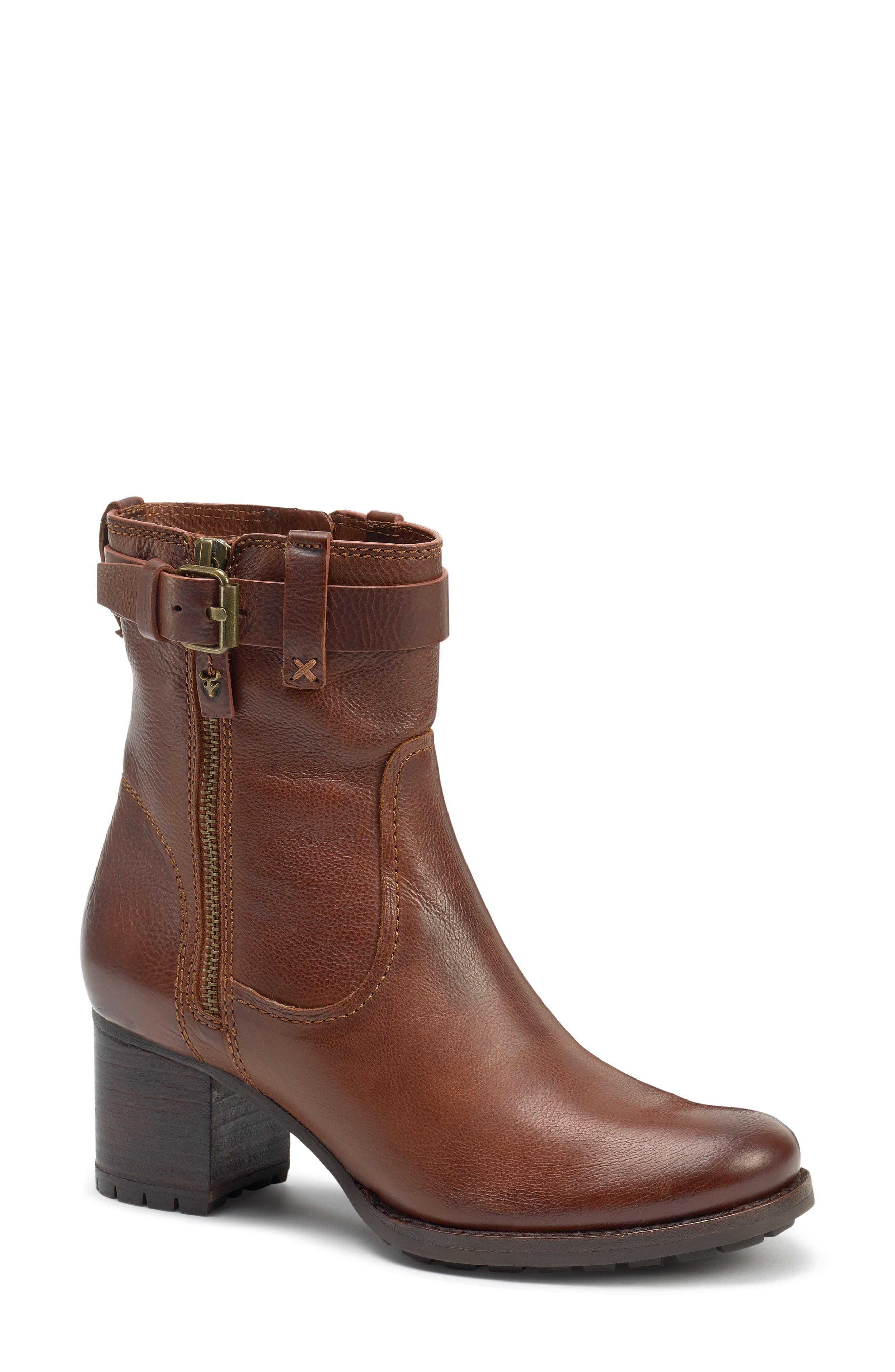 Trask Madison Waterproof Boot, Brown