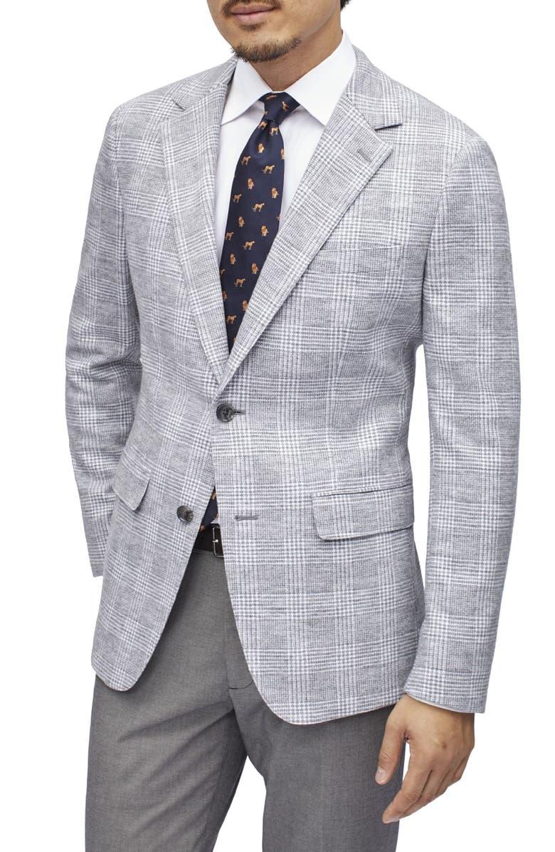 BONOBOS Slim Fit Knit Sport Coat, Main, color, 020