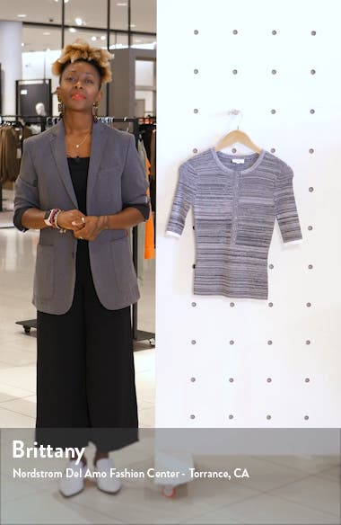 Norris Henley Sweater, sales video thumbnail