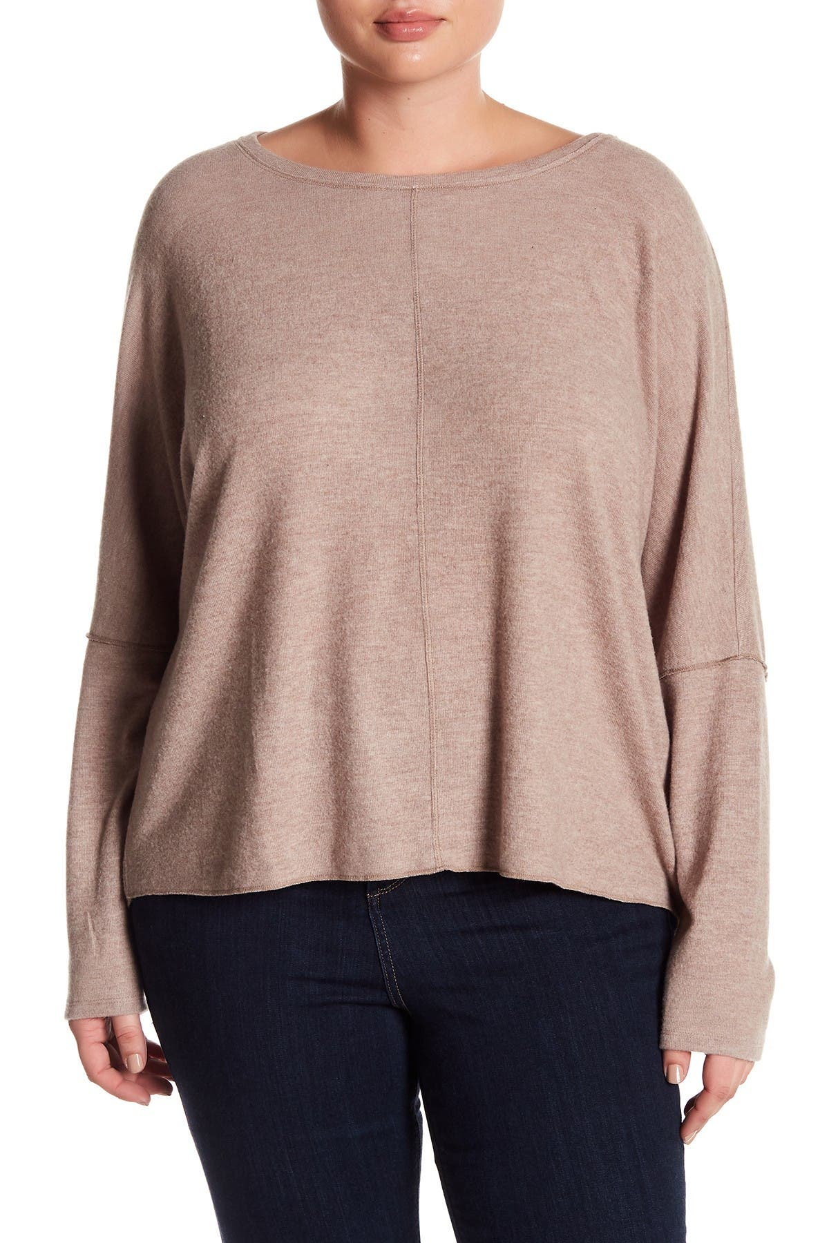 Image of H By Bordeaux Hacci Dolman Sweater