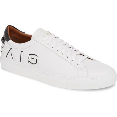 Givenchy Urban Street Upside Down Sneaker, White