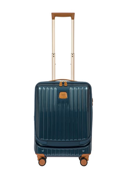 """Image of Bric's Luggage Capri 21"""" Spinner with Pocket"""