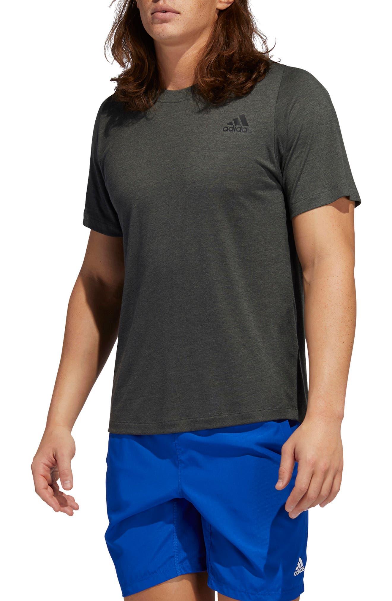 Image of adidas Technical Crewneck T-Shirt