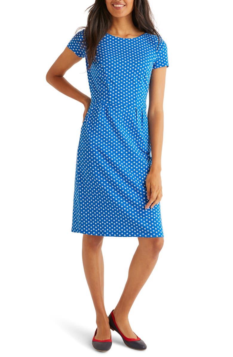 BODEN Phoebe Jersey Dress, Main, color, 424