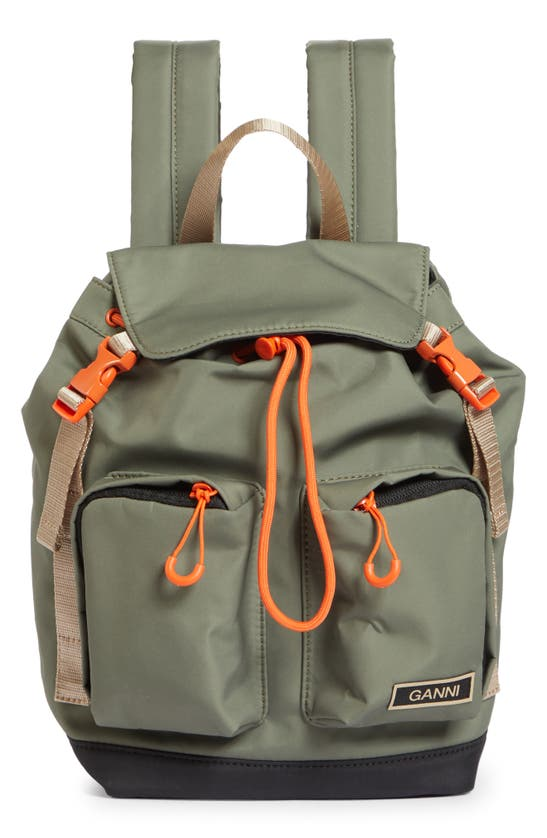 GANNI Backpacks SMALL BACKPACK