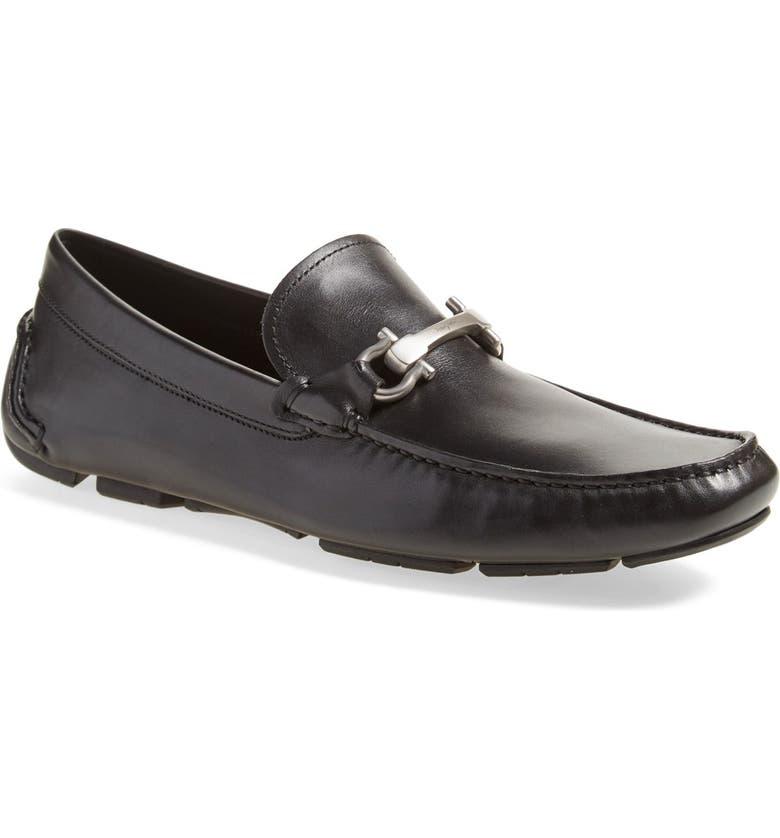 super popular 9db38 3a2c9 Salvatore Ferragamo  Guillame  Driving Shoe (Men)   Nordstrom