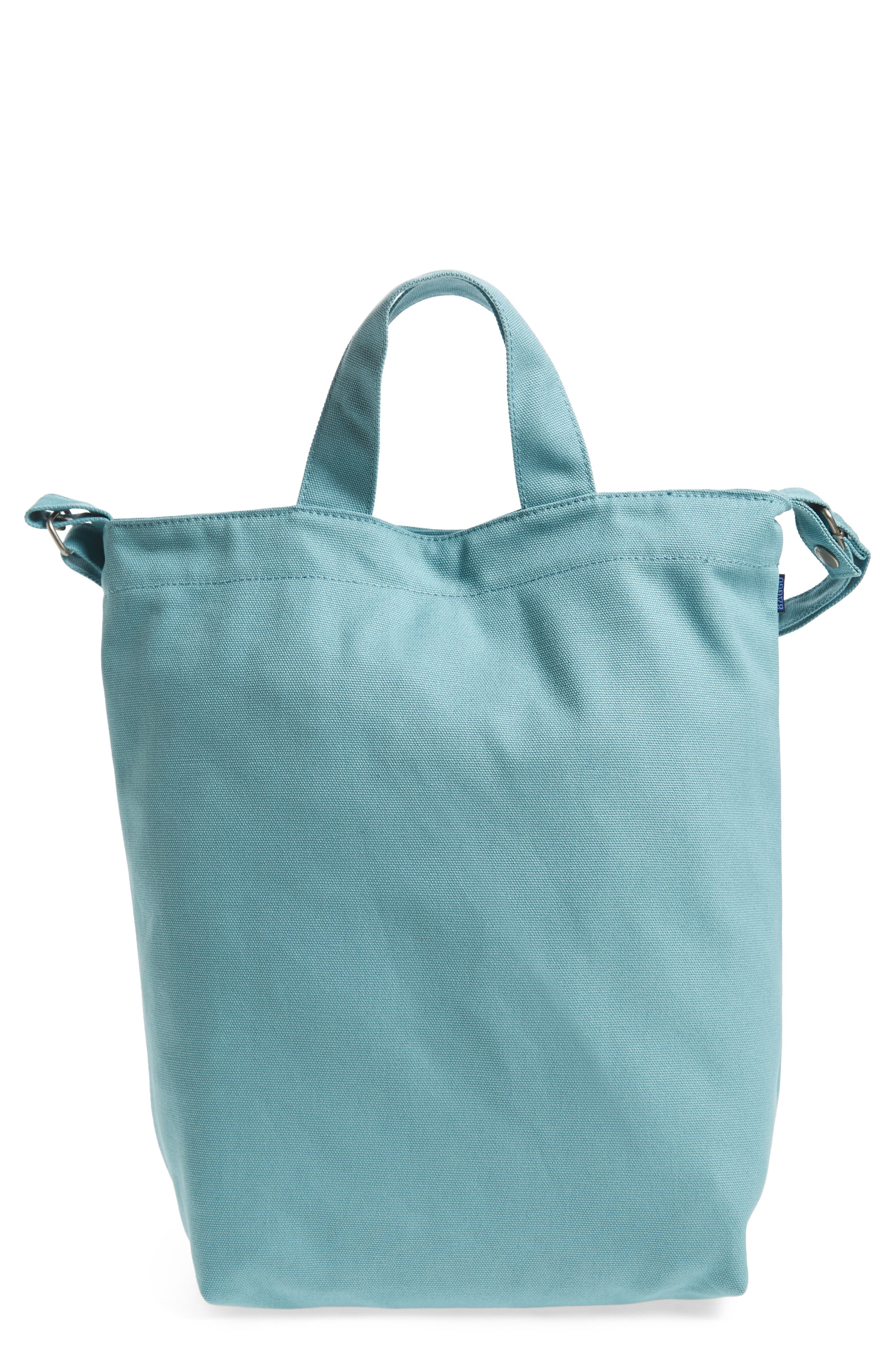 ,                             'Duck Bag' Canvas Tote,                             Main thumbnail 71, color,                             402
