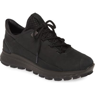 Ecco Exostrike Gore-Tex Sneaker, Black
