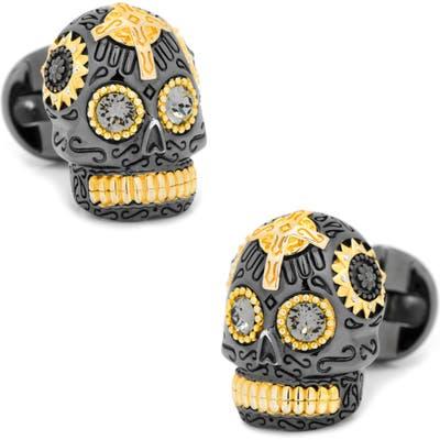 Cufflinks, Inc. Skull Cuff Links