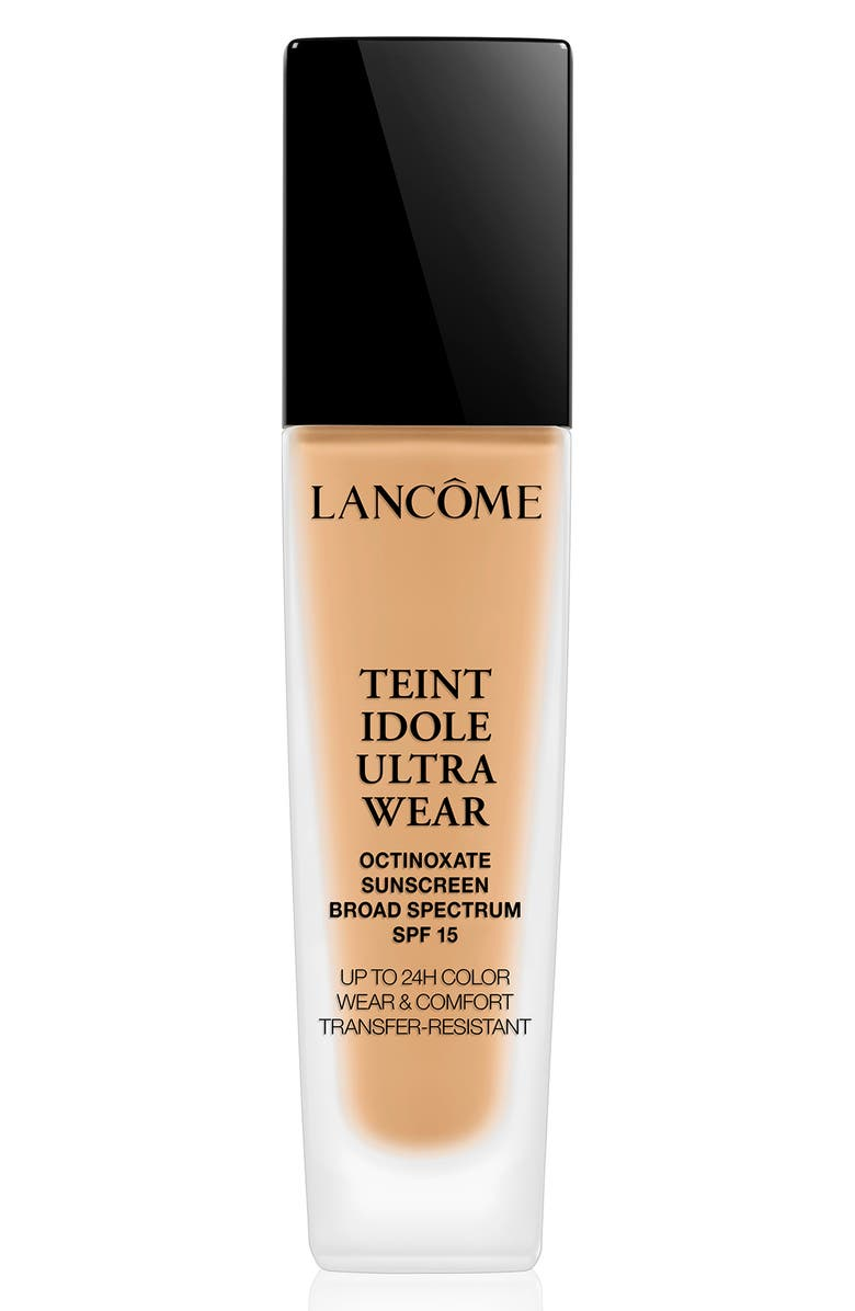 LANCÔME Teint Idole Ultra Liquid 24H Longwear SPF 15 Foundation, Main, color, 300 BISQUE W