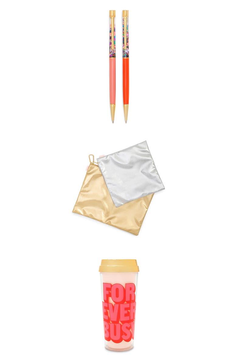 BAN.DO Metallic Confetti Gift Set, Main, color, METALLIC GOLD