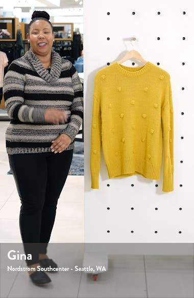 Puff Dot Sweater, sales video thumbnail