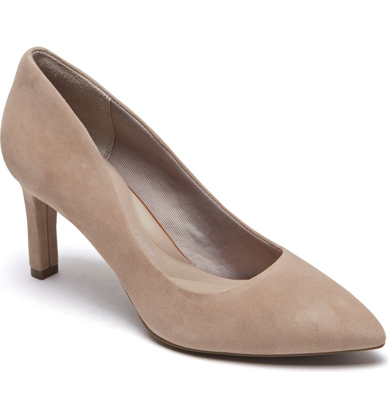 ROCKPORT Total Motion Luxe Valerie Pump, Main, color, 020
