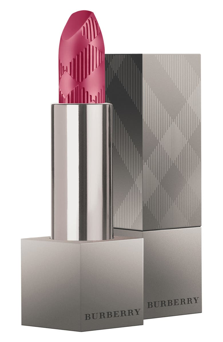 BURBERRY Beauty Lip Velvet Matte Lipstick, Main, color, NO. 425 DAMSON