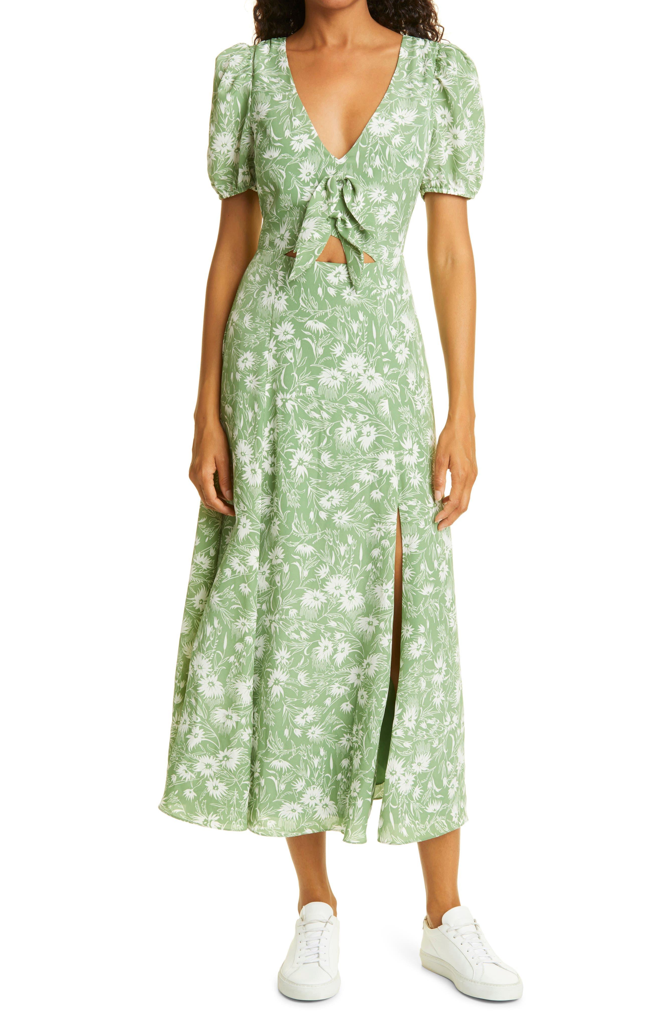 Alisa Floral Dress
