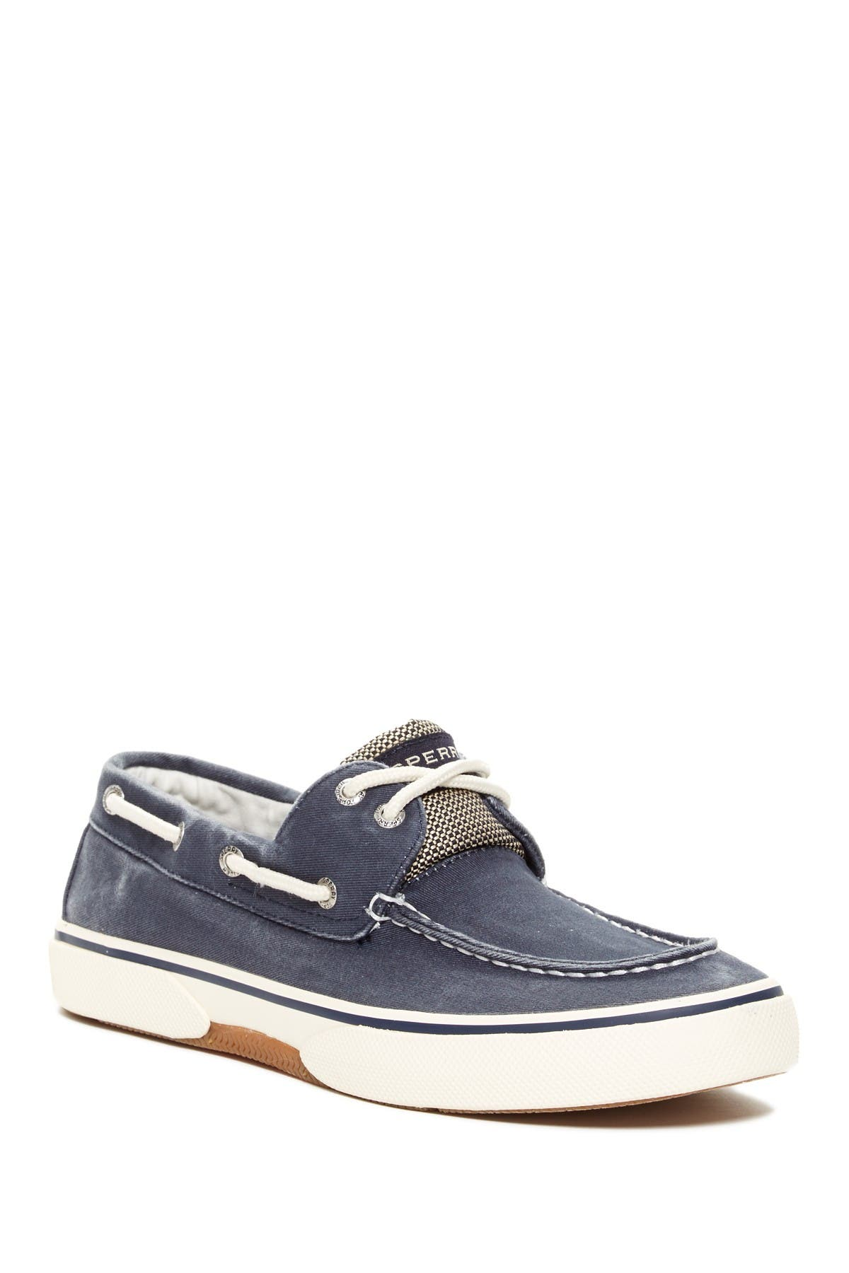 Image of Sperry Halyard 2-Eye Boat Shoe
