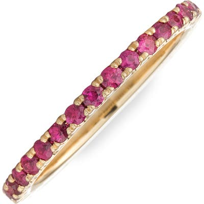Kwiat Stackable Ruby Ring