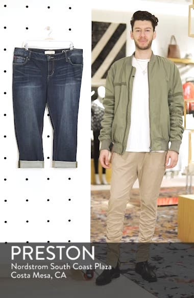 Roll Crop Boyfriend Jeans, sales video thumbnail