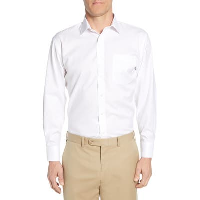 Nordstrom Shop Smartcare(TM) Traditional Fit Dress Shirt - White