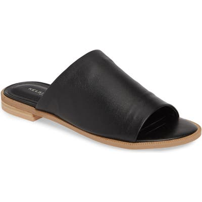 Kelsi Dagger Brooklyn Ruthie Slide Sandal, Black