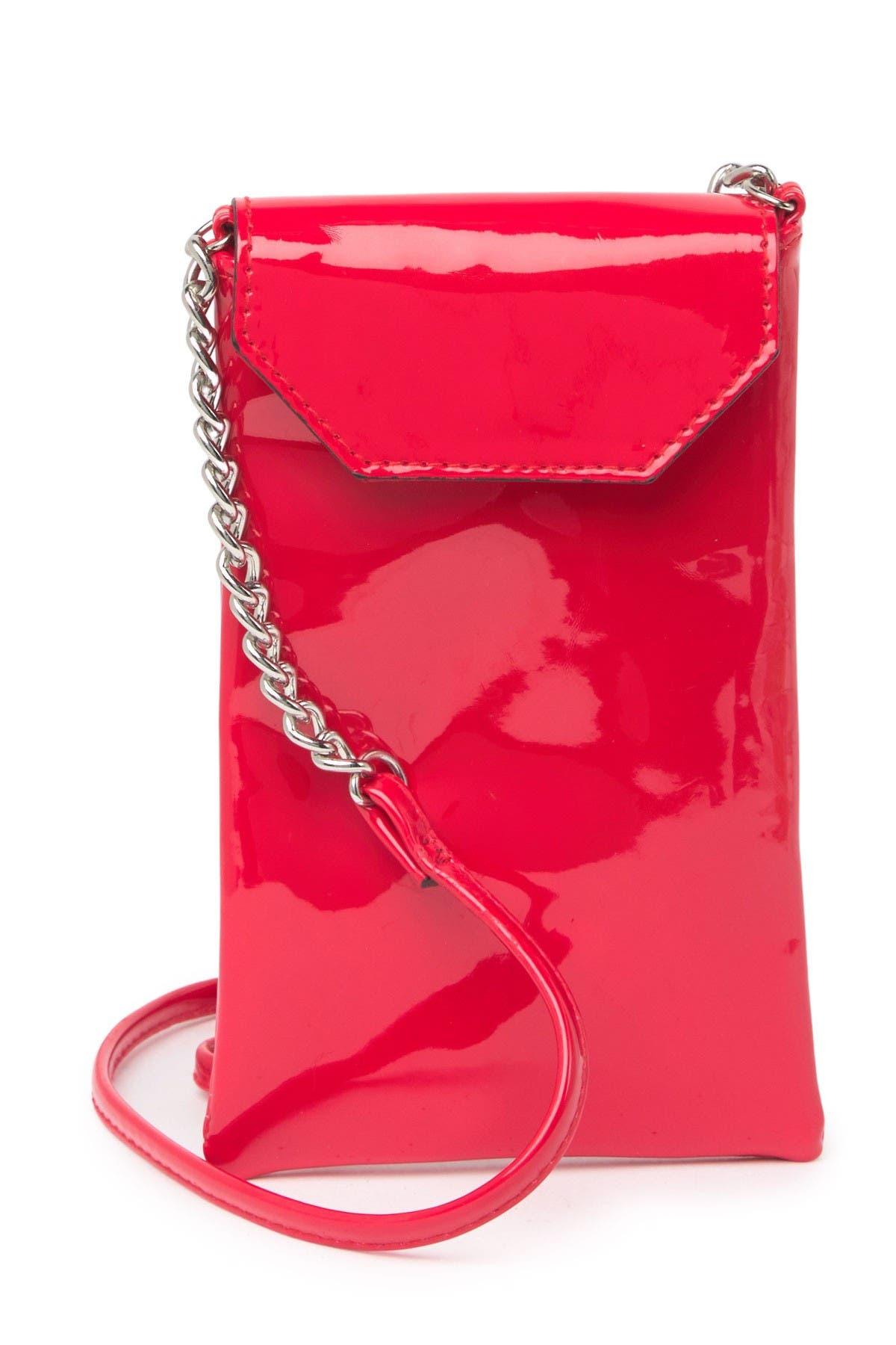 Image of Madden Girl Gifting Patent Crossbody Bag