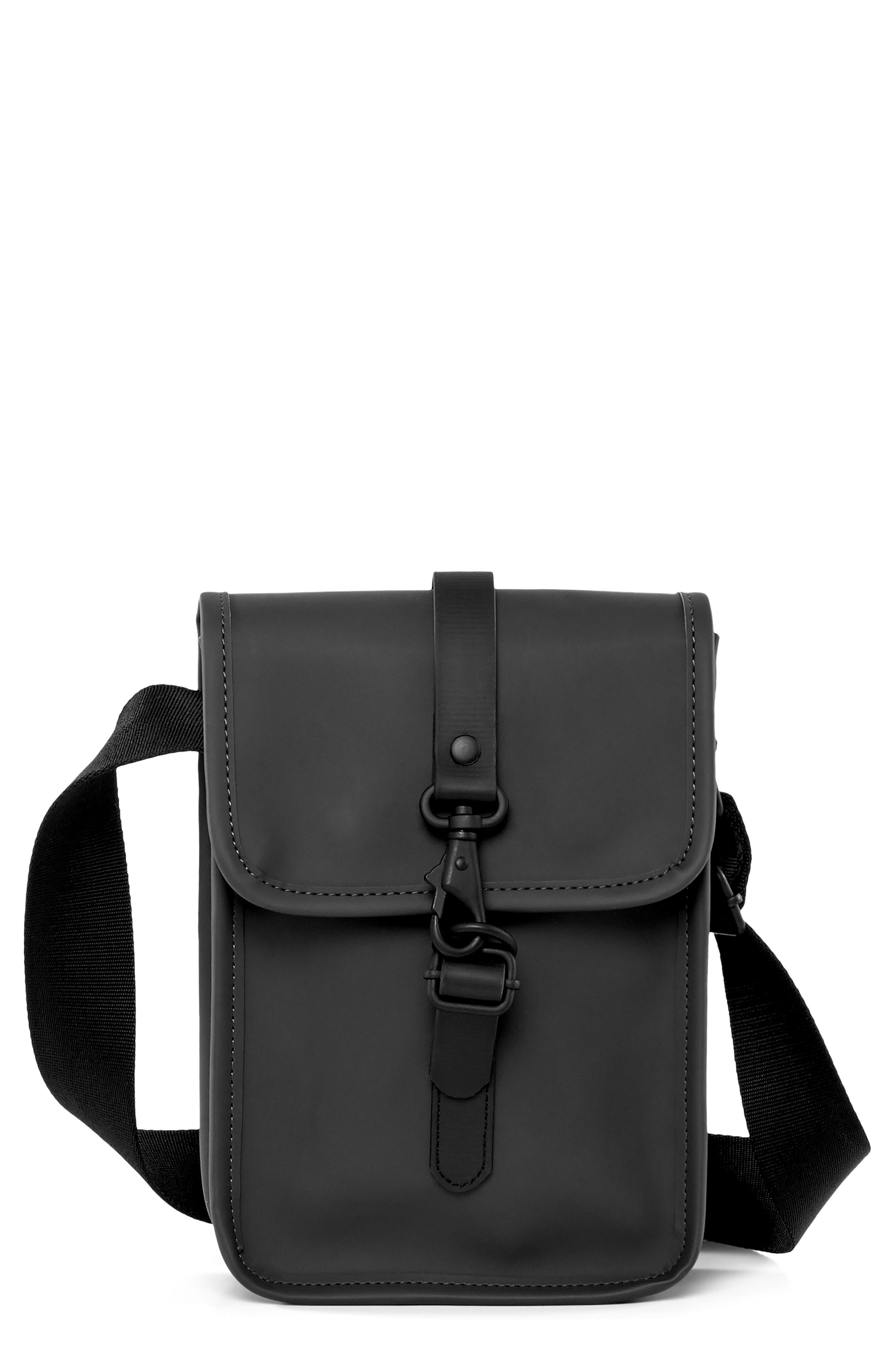 Waterproof Flight Bag, Main, color, BLACK