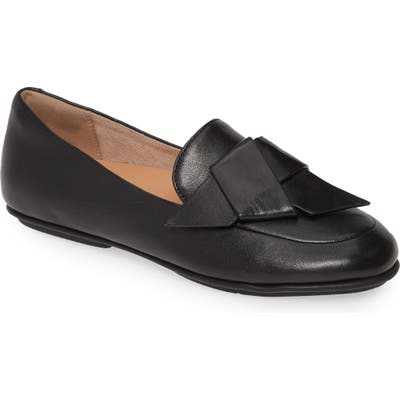Fitflop Lena Knot Loafer, Black