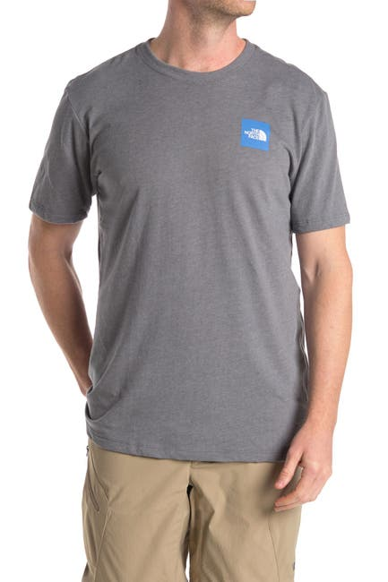 Image of The North Face Box Logo Graphic T-Shirt