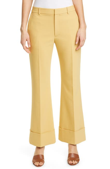 Image of CLUB MONACO Extreme Cuff Pants