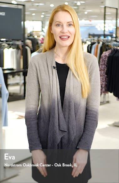 Split Sleeve Tunic Sweater, sales video thumbnail