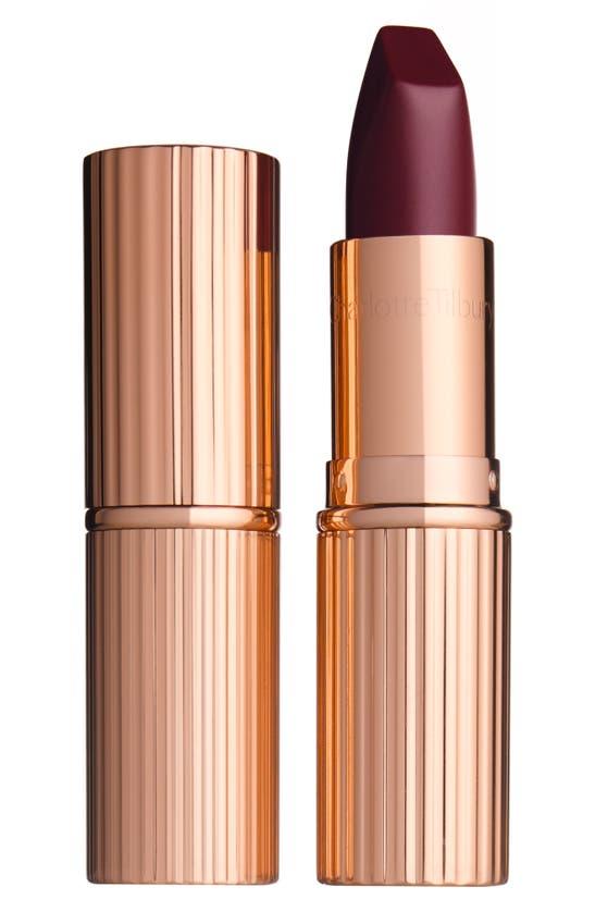 Charlotte Tilbury Matte Revolution Luminous Modern-matte Lipstick In Festival Magic