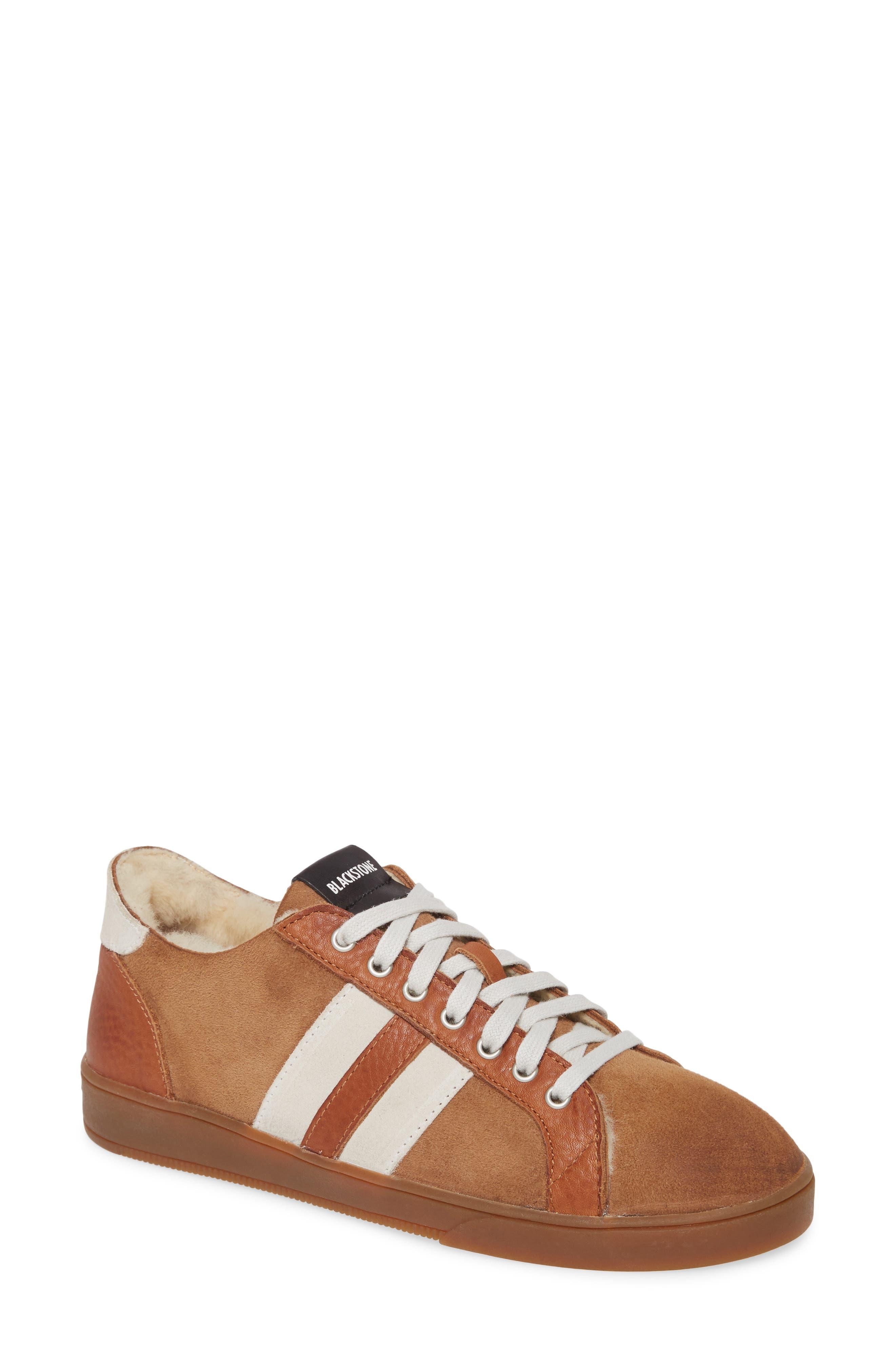 Sl88 Genuine Shearling Lined Sneaker