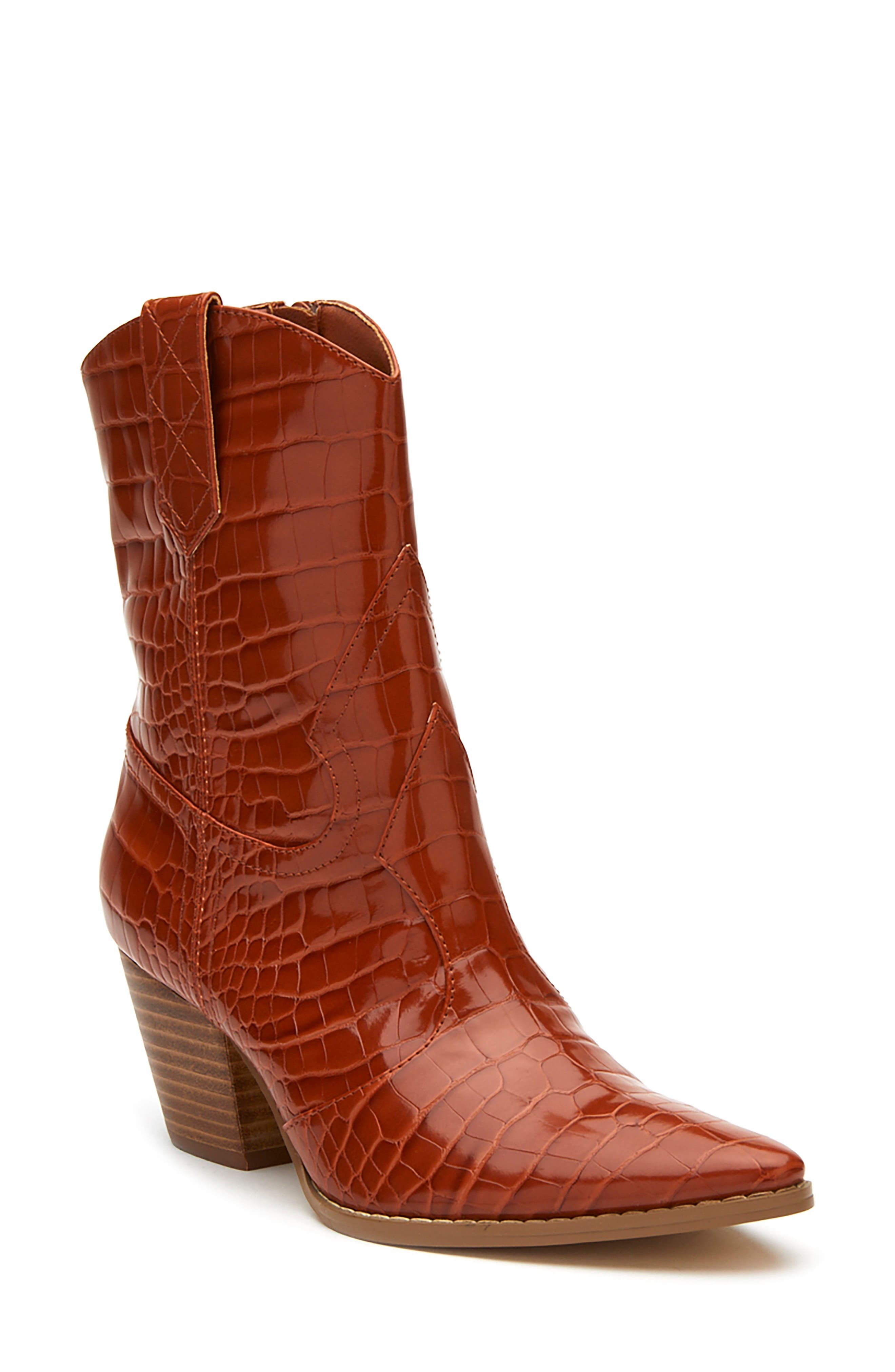 Bambie Western Boot