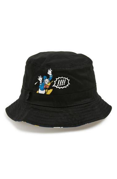 12cb9eac5 Vans 'Vans x Disney® - Donald Duck®' Reversible Bucket Hat | Nordstrom